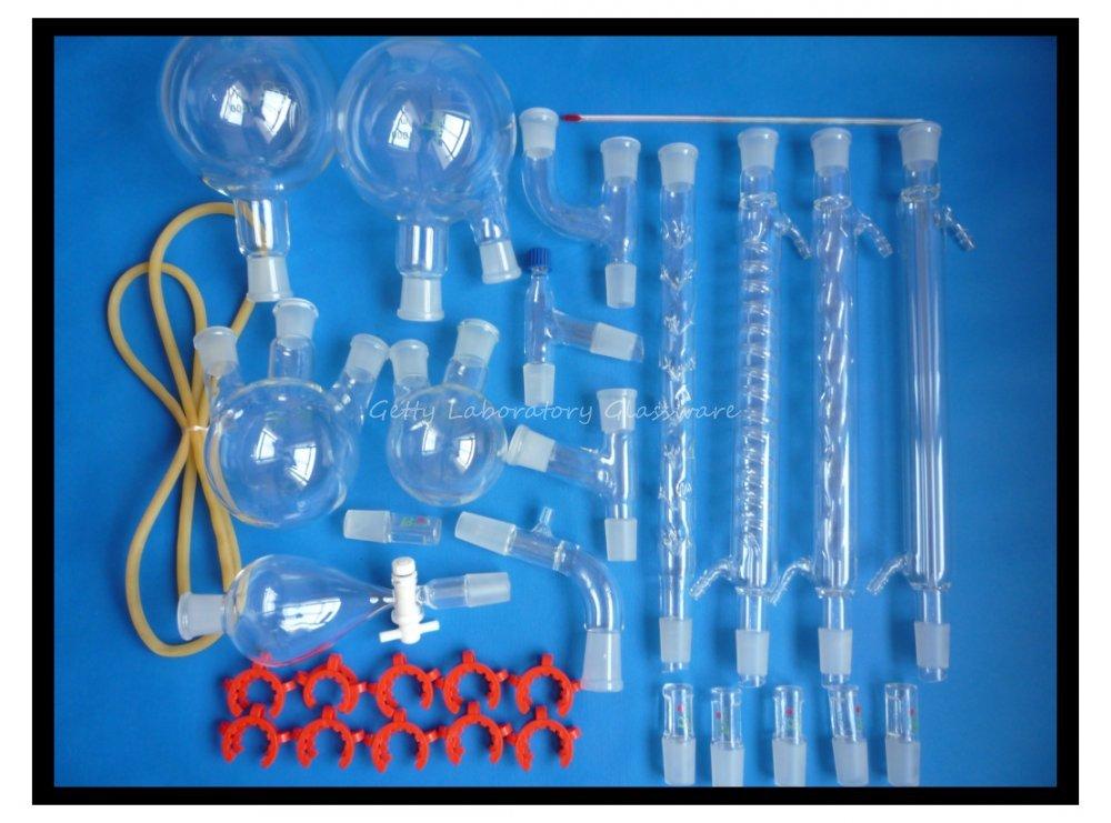 Glassware Assembly – Iqbal Scientific Store